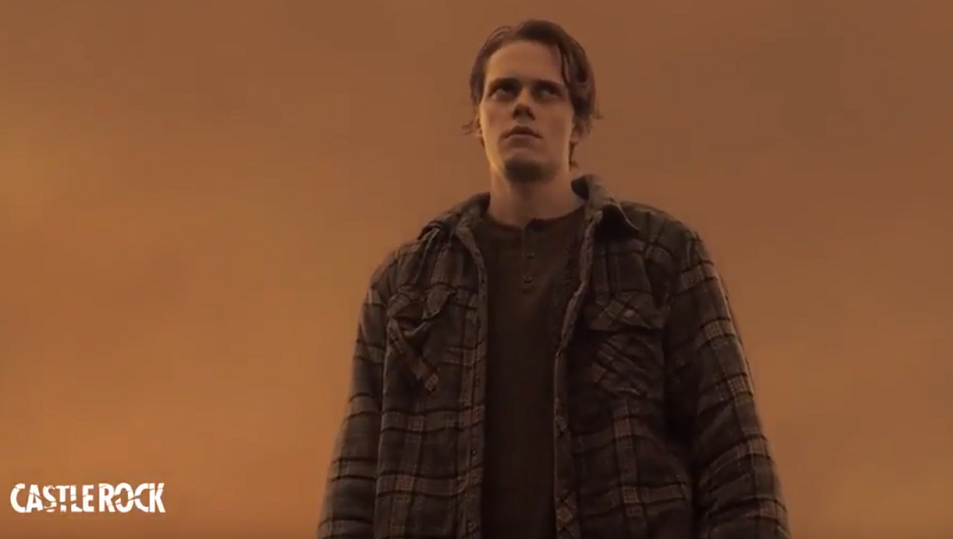 Bill Skarsgård's Mysterious Character is Set Free in First