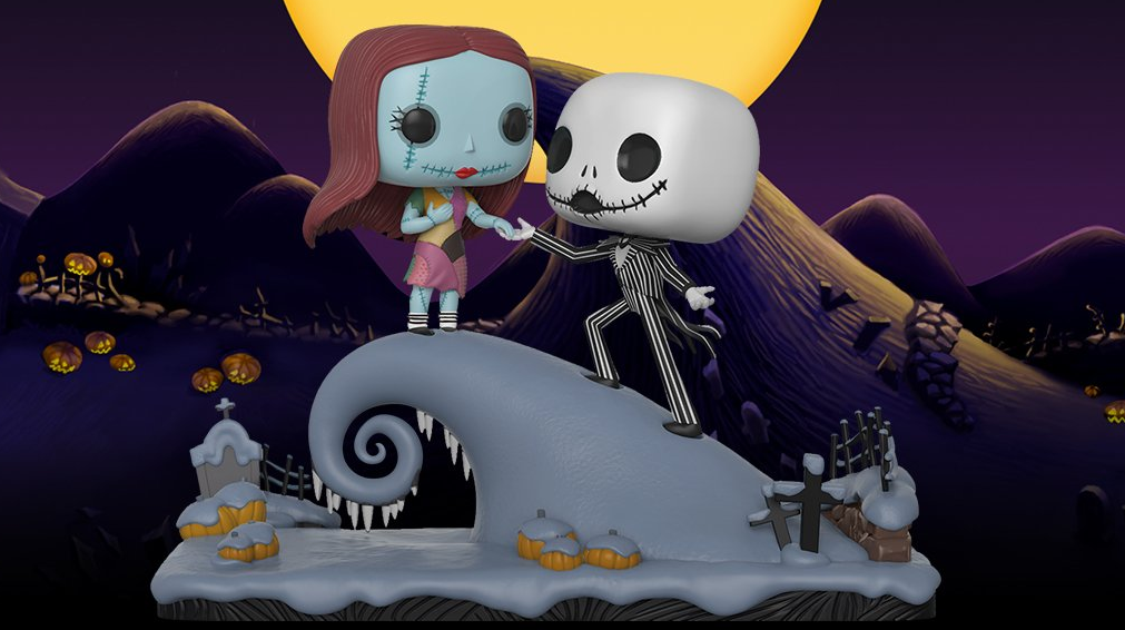 Images Funko Previews Massive 'Nightmare Before ...