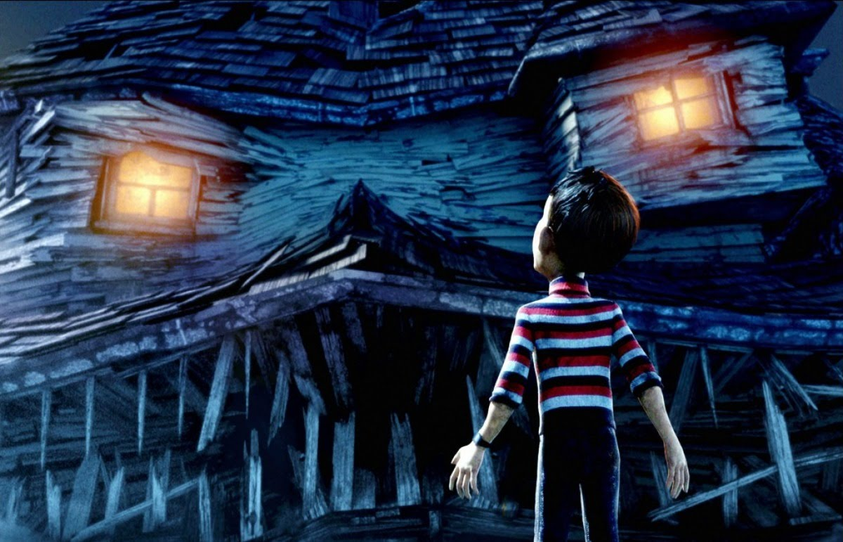 Exclusive Concept Art Monster House Was Nearly Live Action And