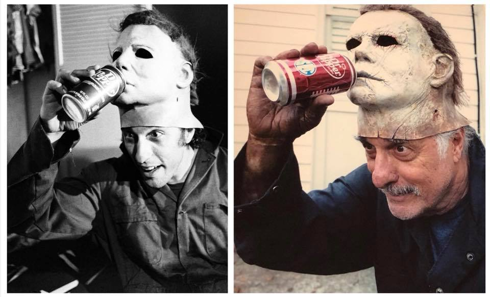 Nick Castle Halloween 2020 Nick Castle Tells Us Where You Can Spot Him as Michael Myers in