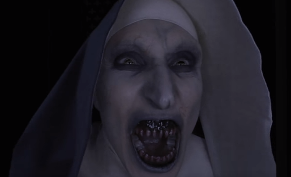 Video] 'The Nun' 360-Degree VR Experience Takes You Deep