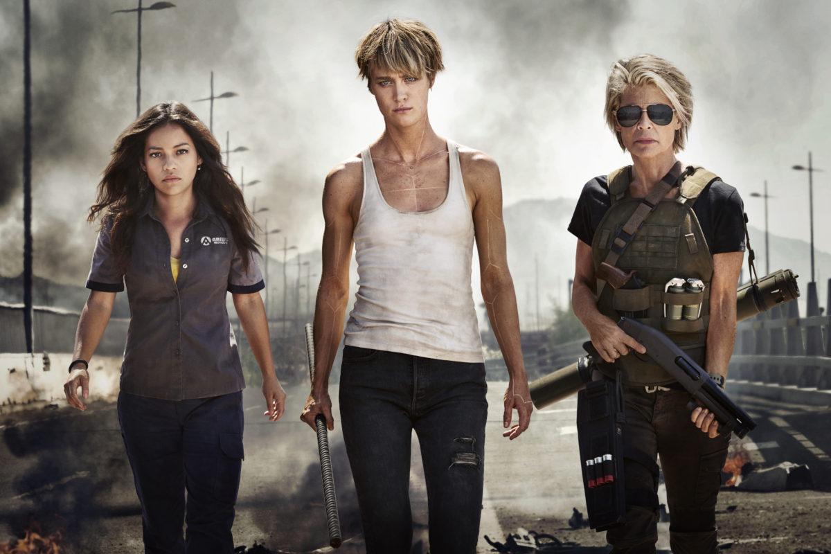 'Terminator: Dark Fate' Trailer Arrives Thursday Morning
