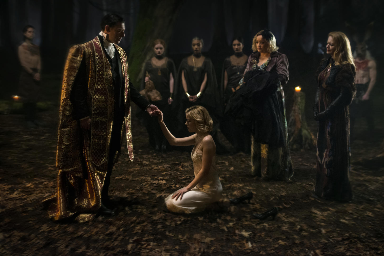 "Review] Netflix's ""Chilling Adventures of Sabrina"" is Delightful"