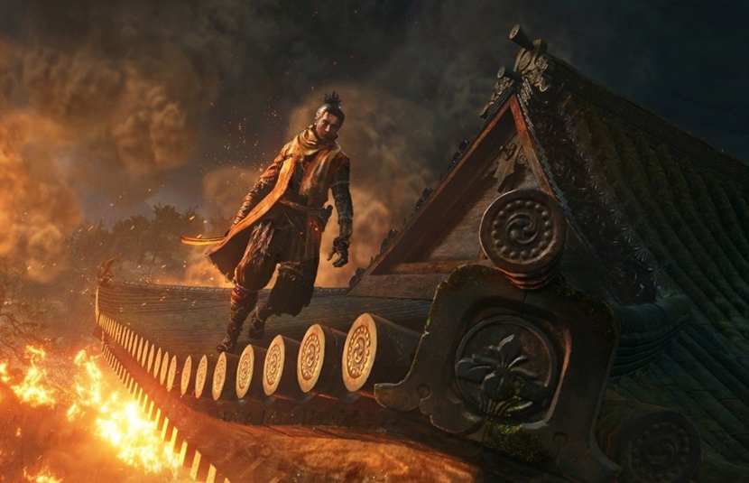 activision sekiro steelbook  Gamescom 2018] Release Date, Collector's Edition Detailed For ...