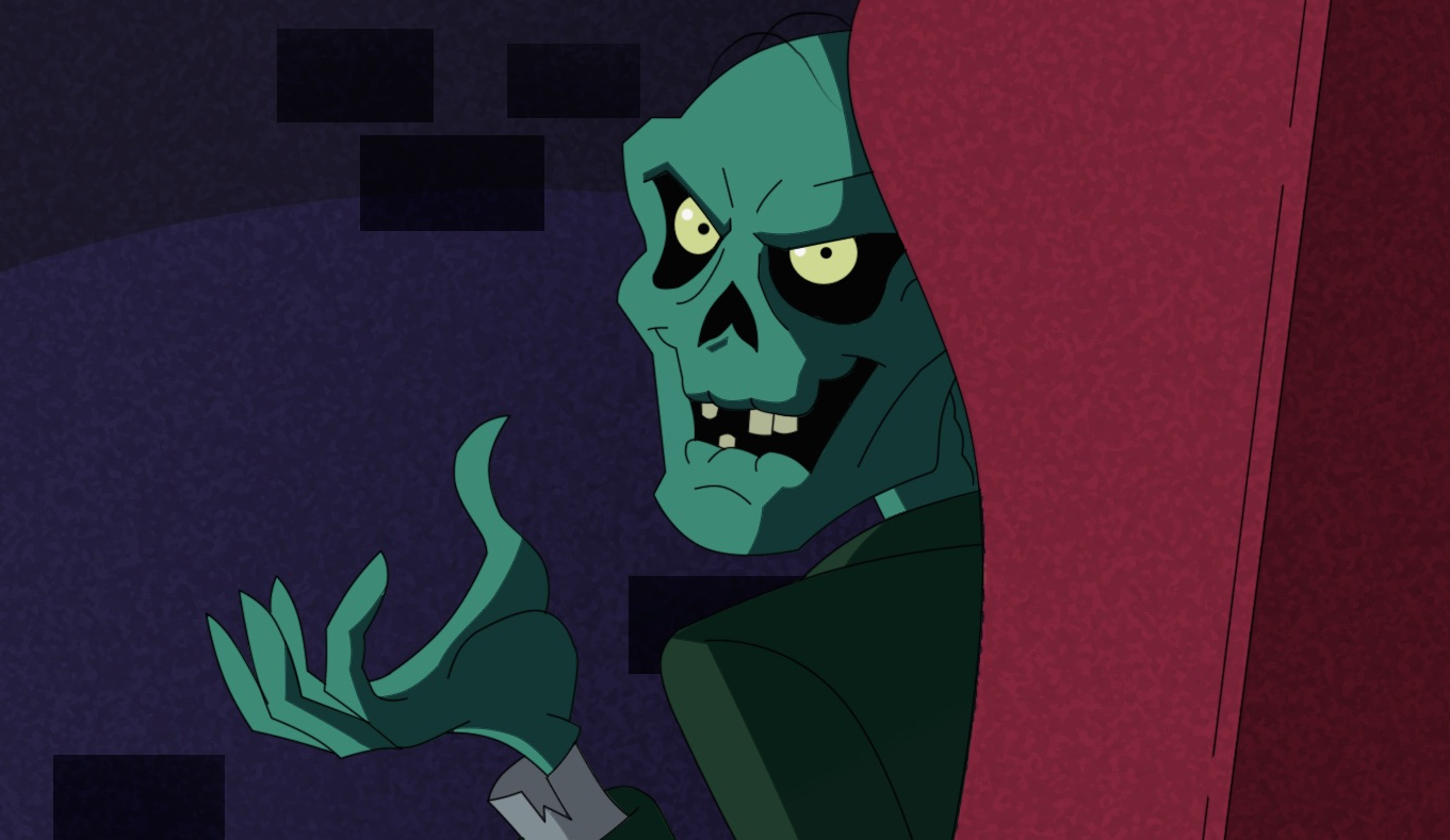 Tv Terrors Tales From The Crypt Became An Animated Series