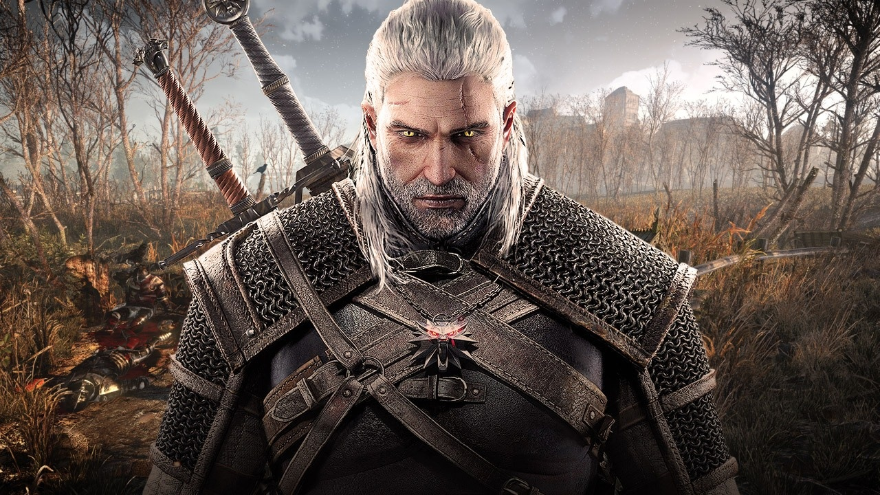 BossLogic Imagines Henry Cavill as 'The Witcher's Geralt