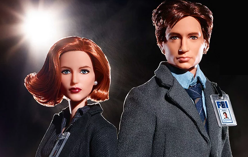 Find the Truth with New X-FILES Barbie Dolls - Nerdist