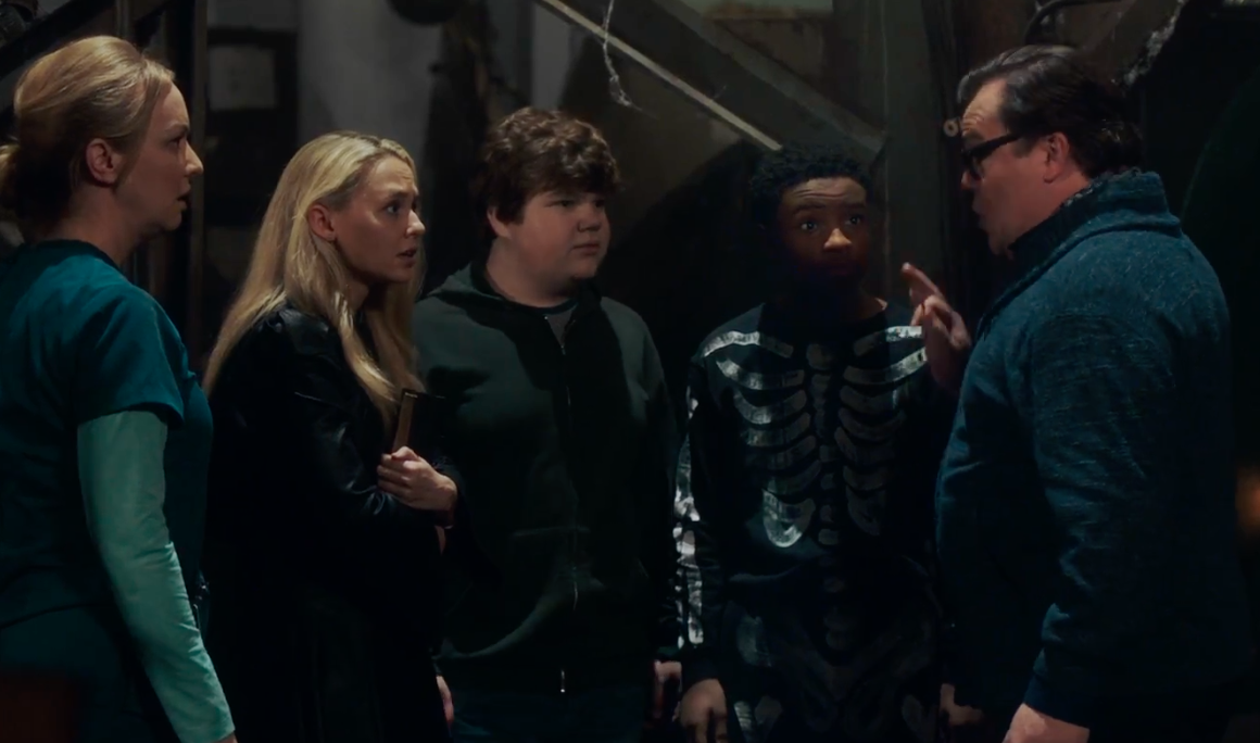 afde89e72f4a Sony Delivers a Trick and Treat  Jack Black Returns in  Goosebumps 2 ...