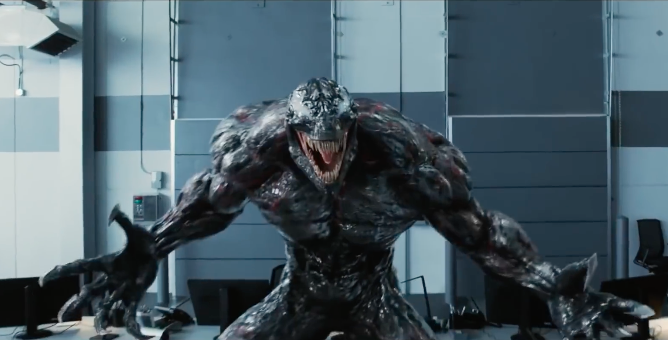 New 'Venom' TV Spot Offers Clear Look at Riot [Video ...