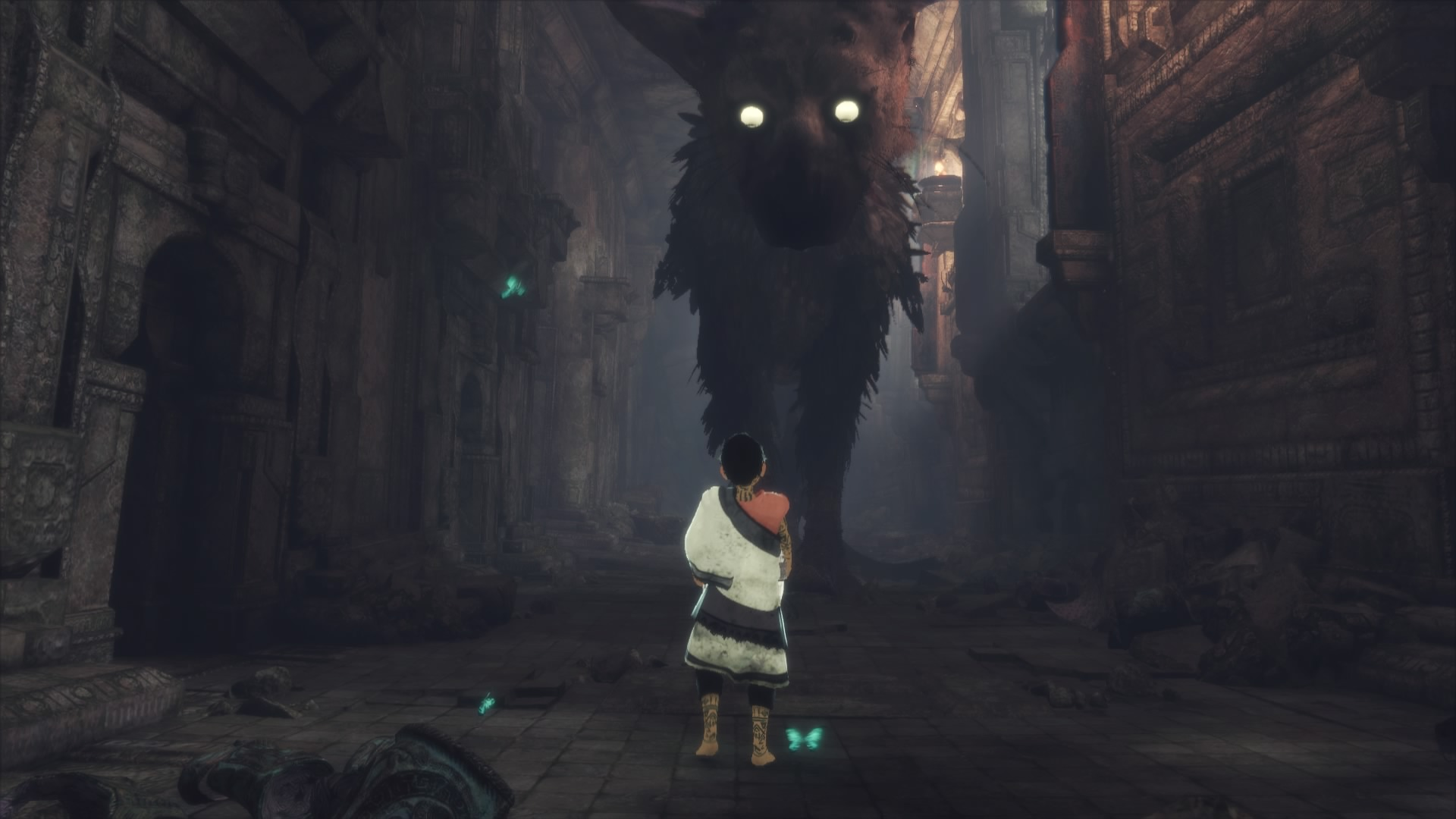 The Last Guardian And The Fear Of Having No Control Bloody