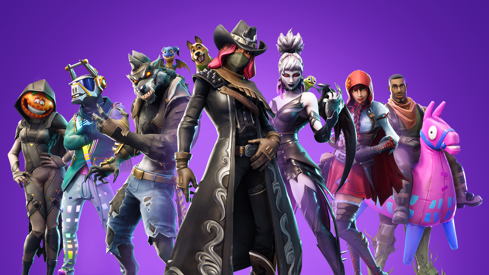 Fortnite Gets Spooky For Season 6 With Horror Based Skins And More