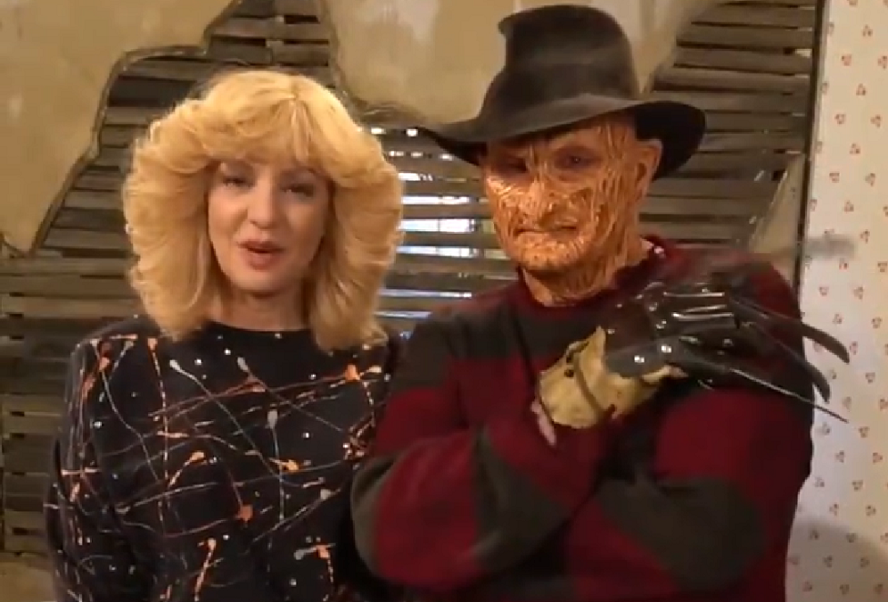 [Video] Robert Englund Is Playing Freddy Krueger In This Yearu0027s Halloween  Episode Of U201cThe Goldbergsu201d!