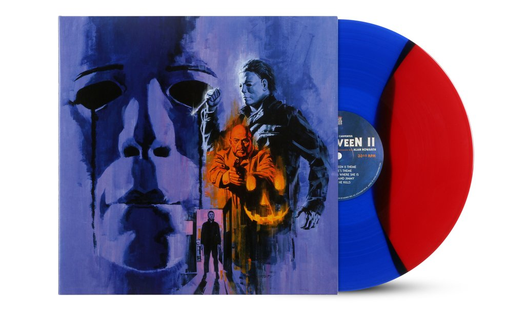 Mondo Amp Death Waltz S Reissue Of The Halloween Ii Soundtrack On Vinyl Goes Up For Grabs This Week Bloody Disgusting