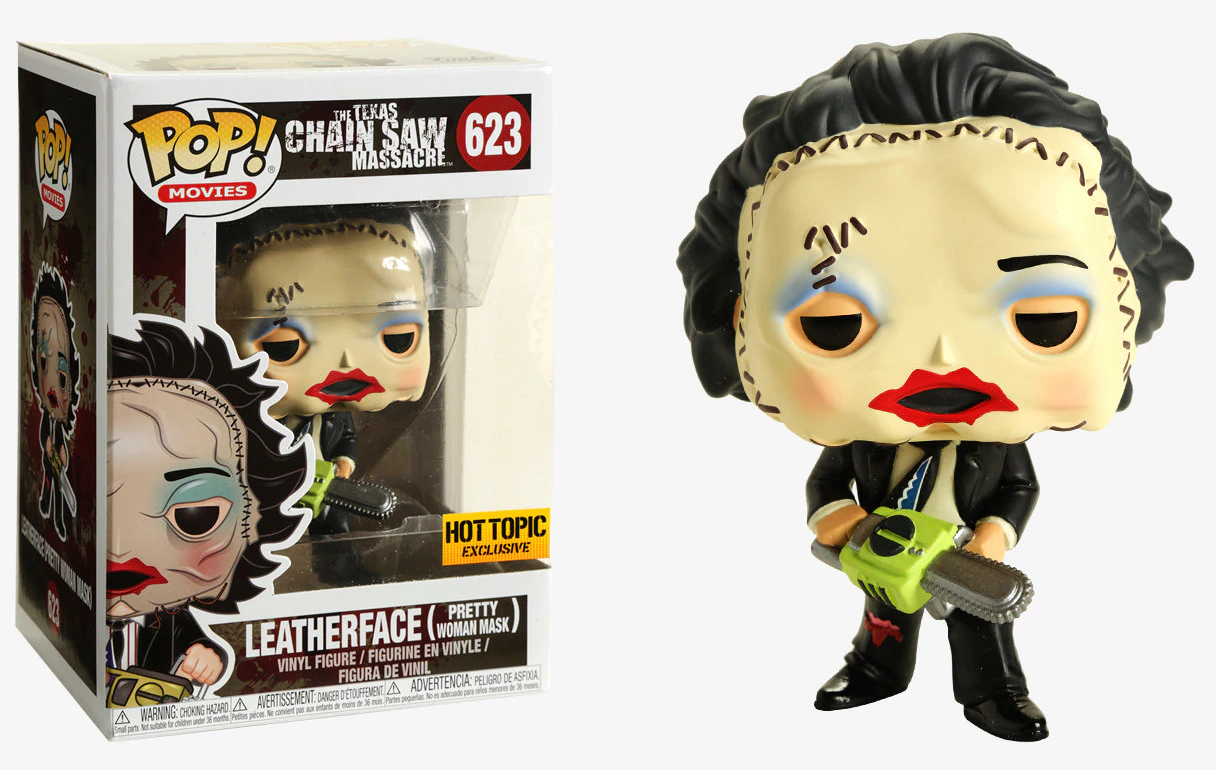 Toys From Hot Topic : Hot topic has a horror mystery box that includes an