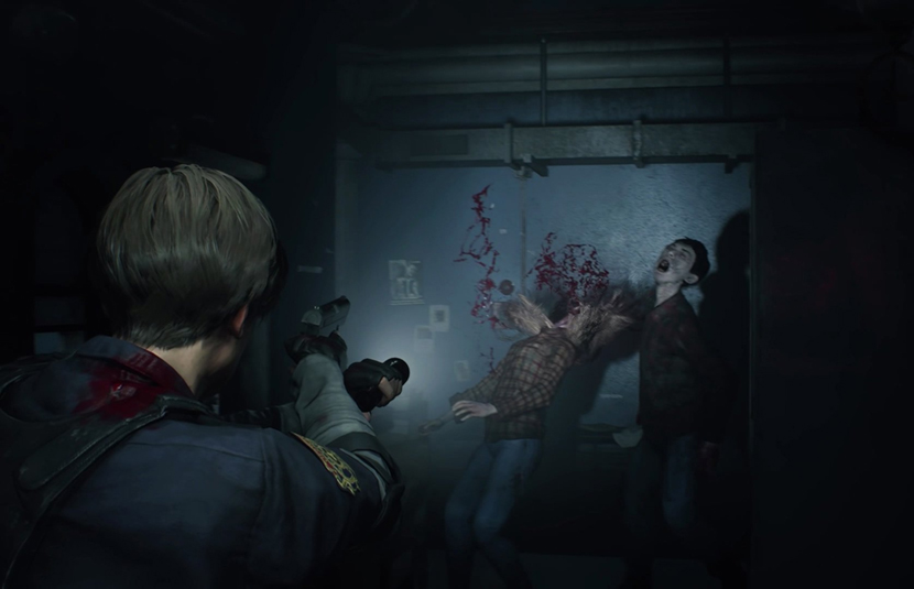 Image of Ada Wong in 'Resident Evil 2' Remake Leaked