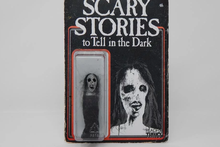 This Artist Turns Iconic Scary Stories To Tell In The Dark