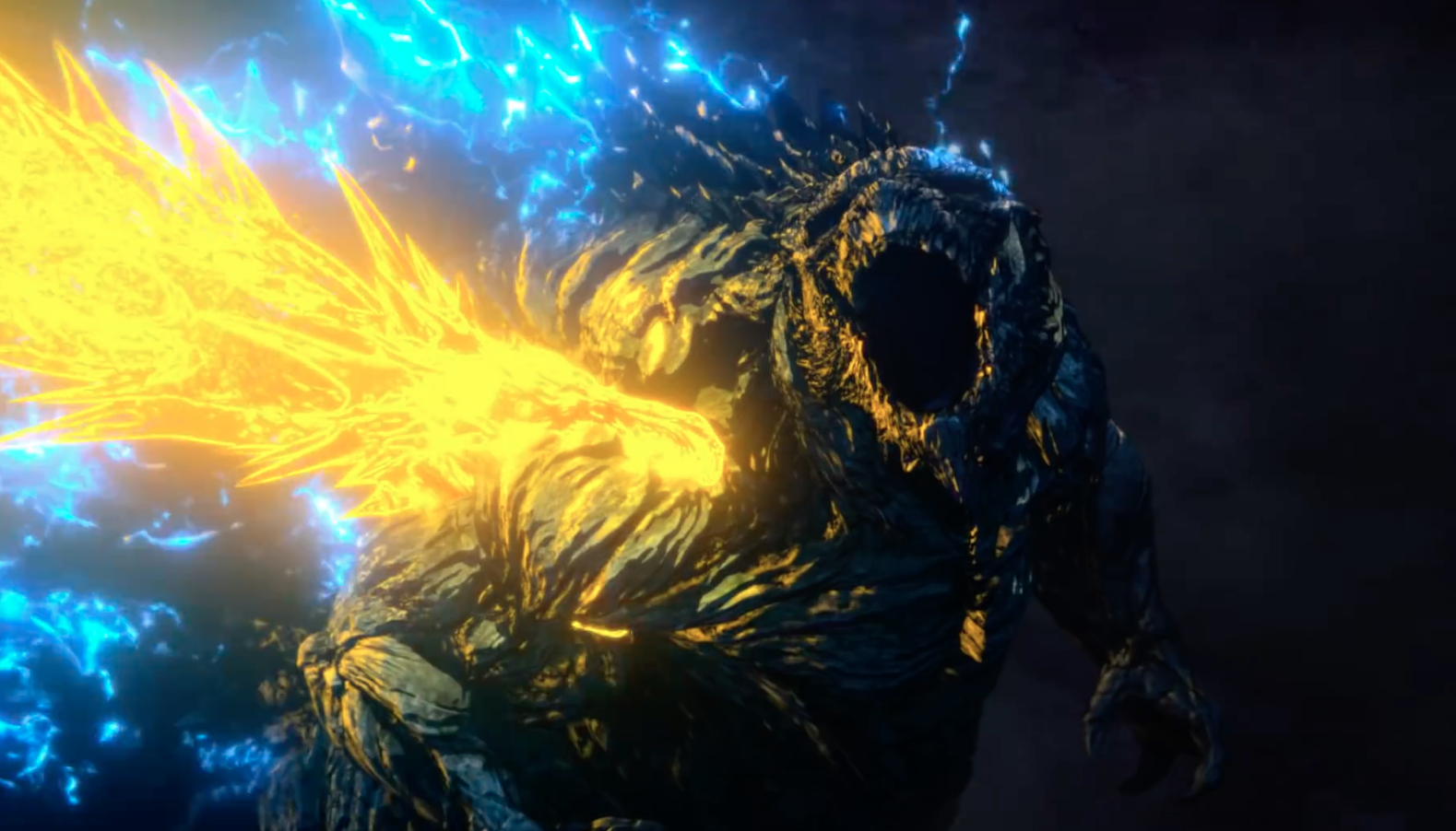Image result for godzilla the planet eater