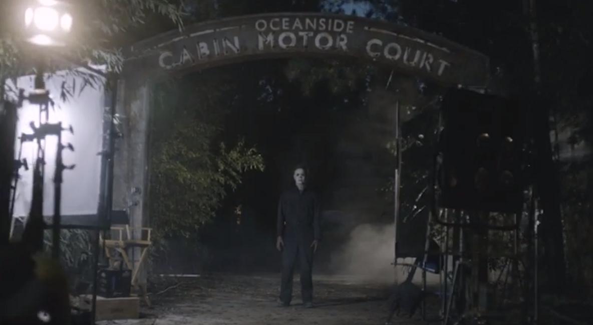 Video] Michael Myers Enters