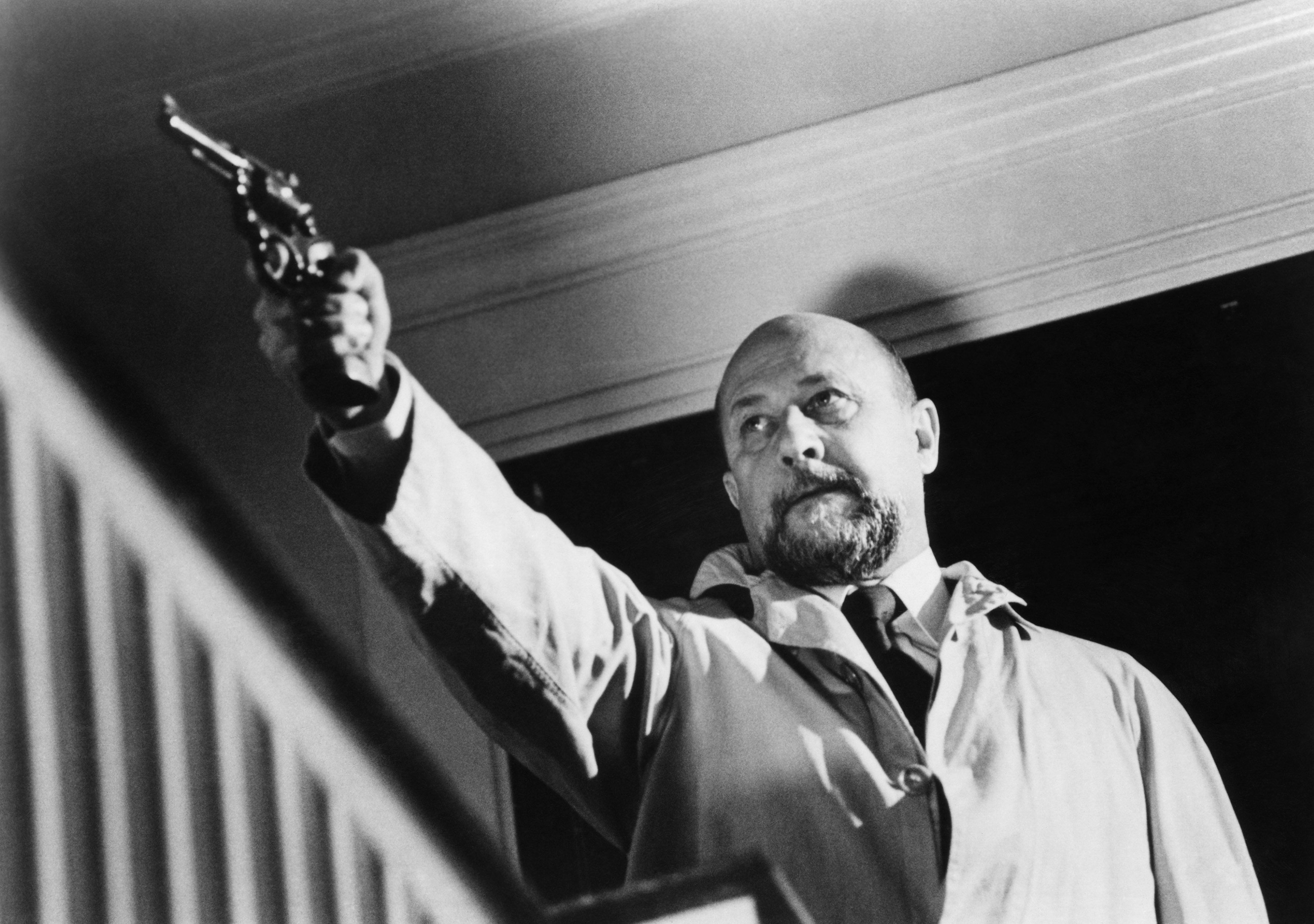 here's how dr. loomis was going to die in an early version of this
