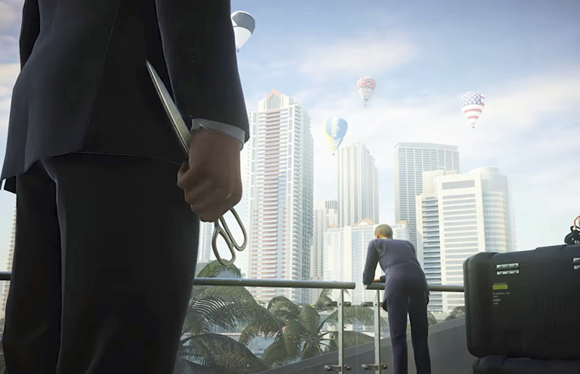 New Ghost Mode In Hitman 2 Tests The Art Of The Kill