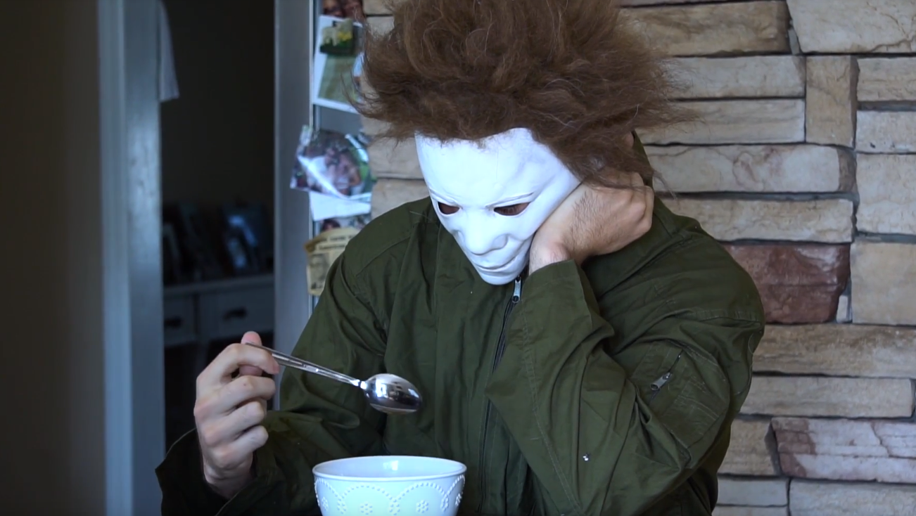 Halloween 2020 Micael Myers Video] So, What Does Michael Myers Do When It's NOT 'Halloween