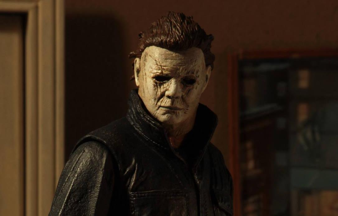 """Michael Myers Officiel 7/"""" Ultimate Figurine avec accessoires par Neca Halloween 2018"""