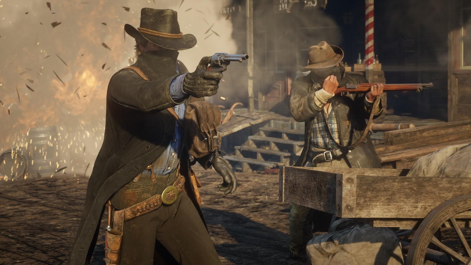 Red Dead Redemption 2 Gamescom