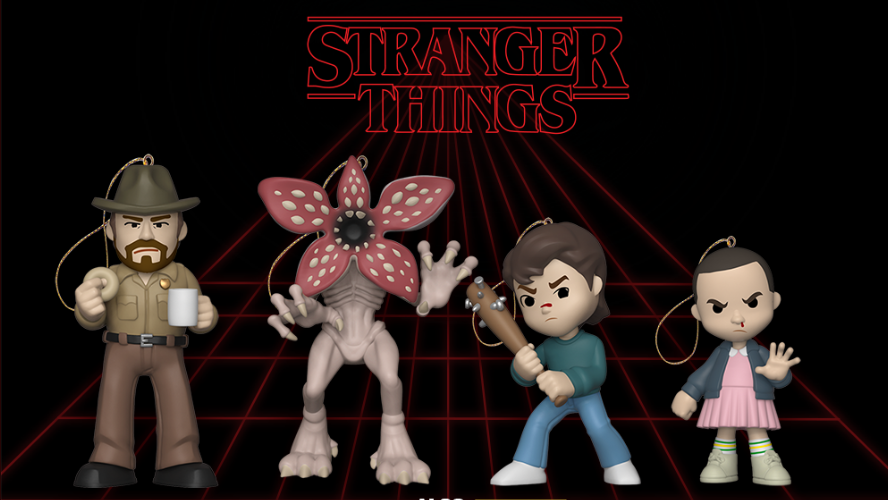 Funko S New Line Of Quot Stranger Things Quot Toys Includes