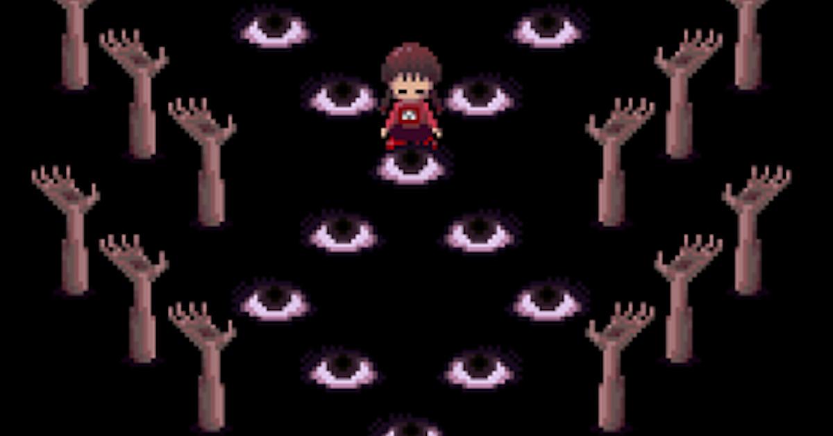 Why RPGMaker Title 'Yume Nikki' Terrifies Me More Than Any