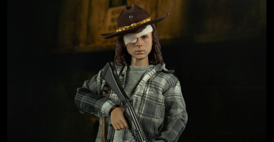 Image result for ThreeZero The Walking Dead - CARL GRIMES Standard