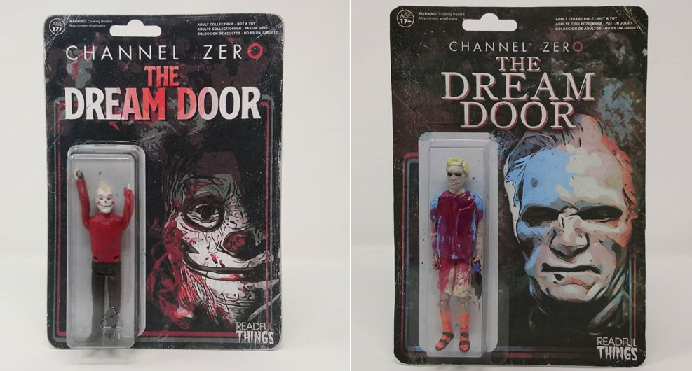 Toy Customizer Just Made A Set Of Channel Zero The Dream