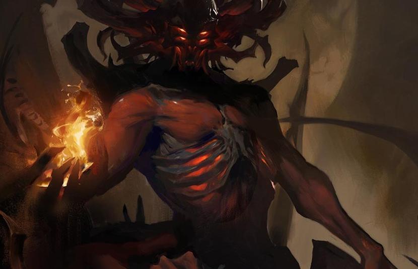 BlizzCon 2018] Blizzard Announces 'Diablo Immortal' For