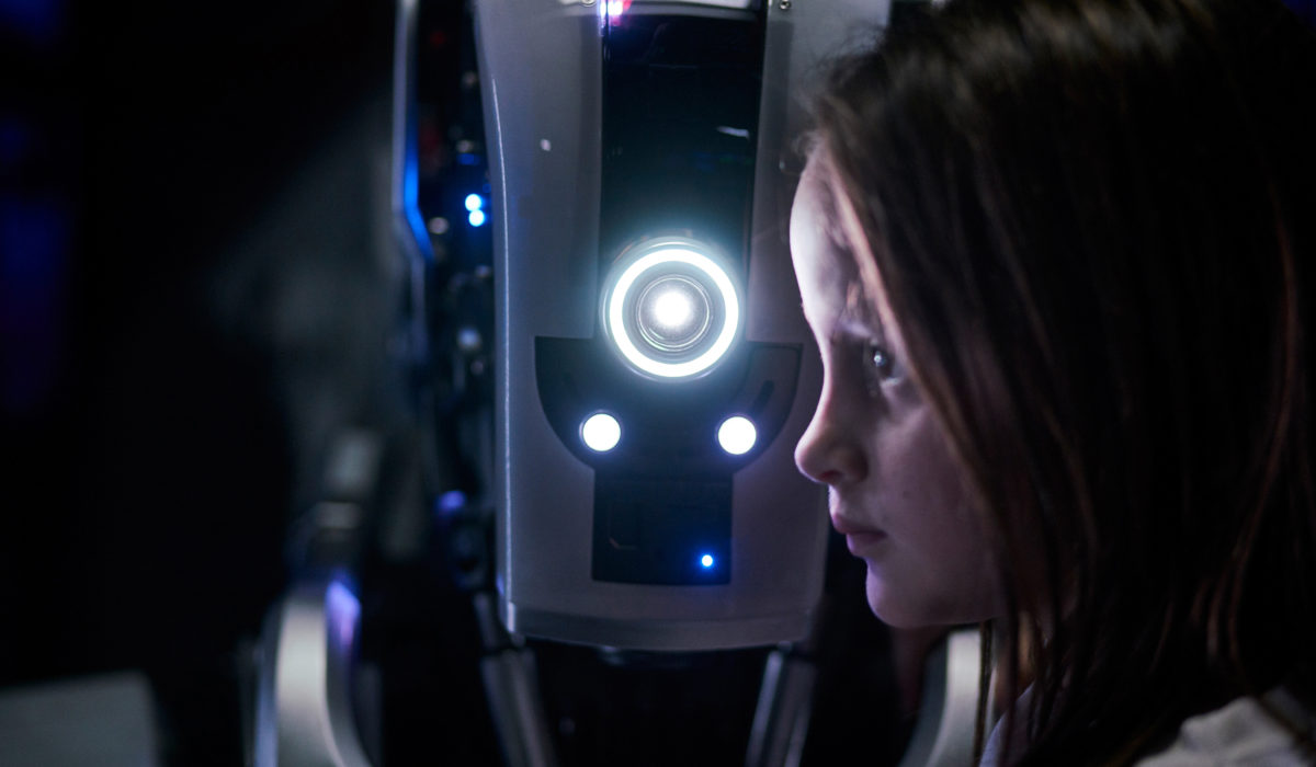 I Am Mother' Robot is Almost Entirely Practical, Director