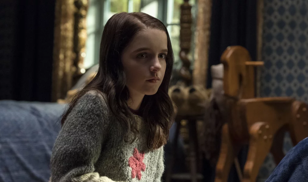 Quot Hill House Quot Star Mckenna Grace Will Play A Younger