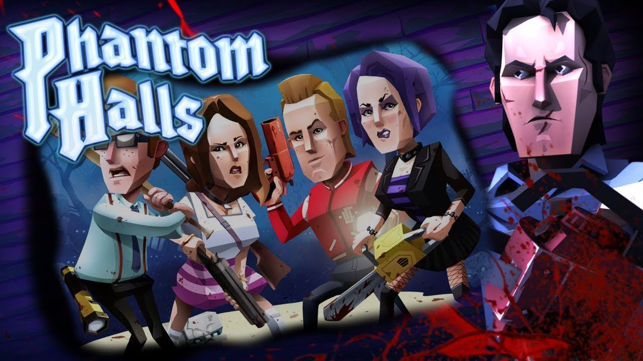 phantom halls review pc