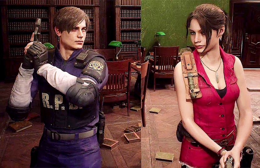 Classic Costumes Available For Free In Resident Evil 2 Remake Bloody Disgusting