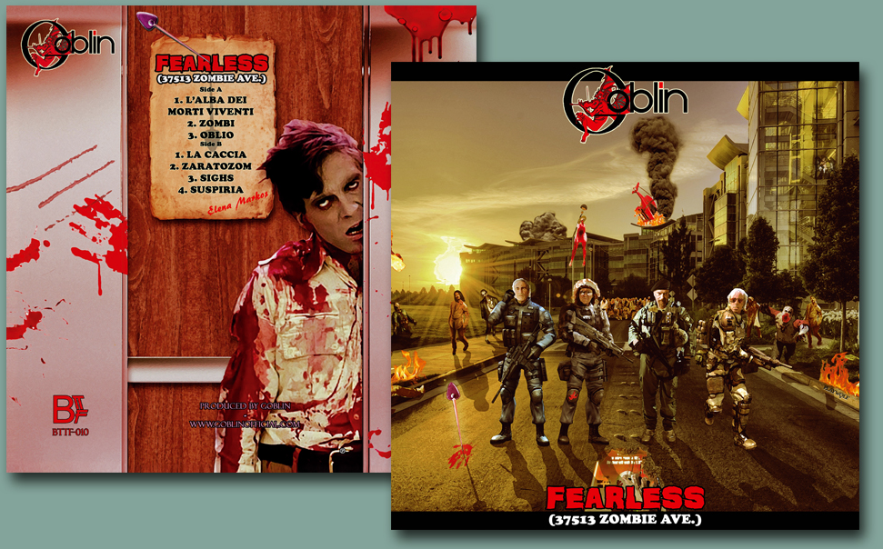 Goblin Reimagined Tracks From Dawn Of The Dead And