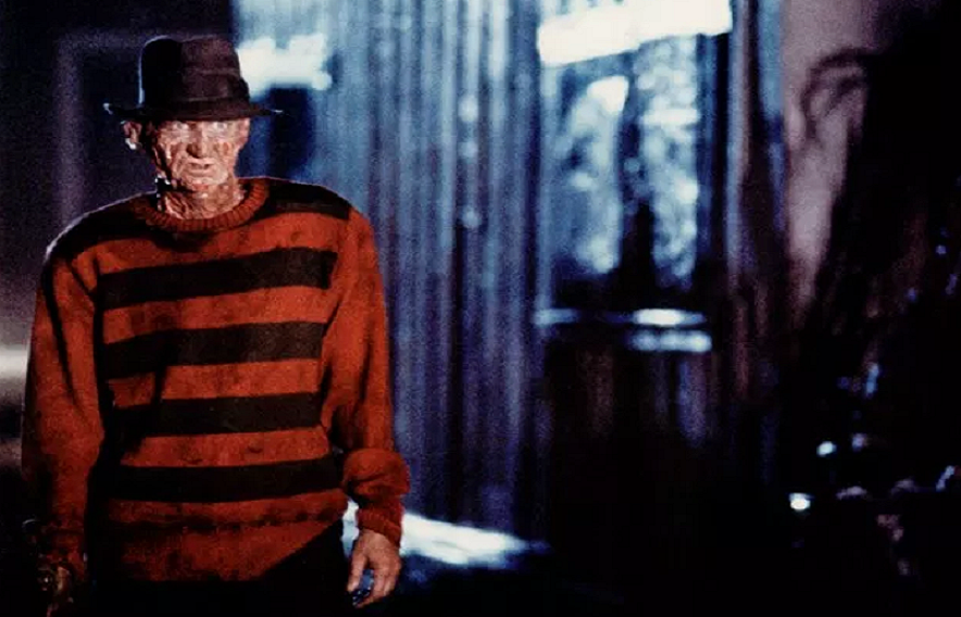 c62e75aac1b747  Gift Guide  Mondo s Freddy Krueger Sweater is the Only One That s Actually  1984 Authentic