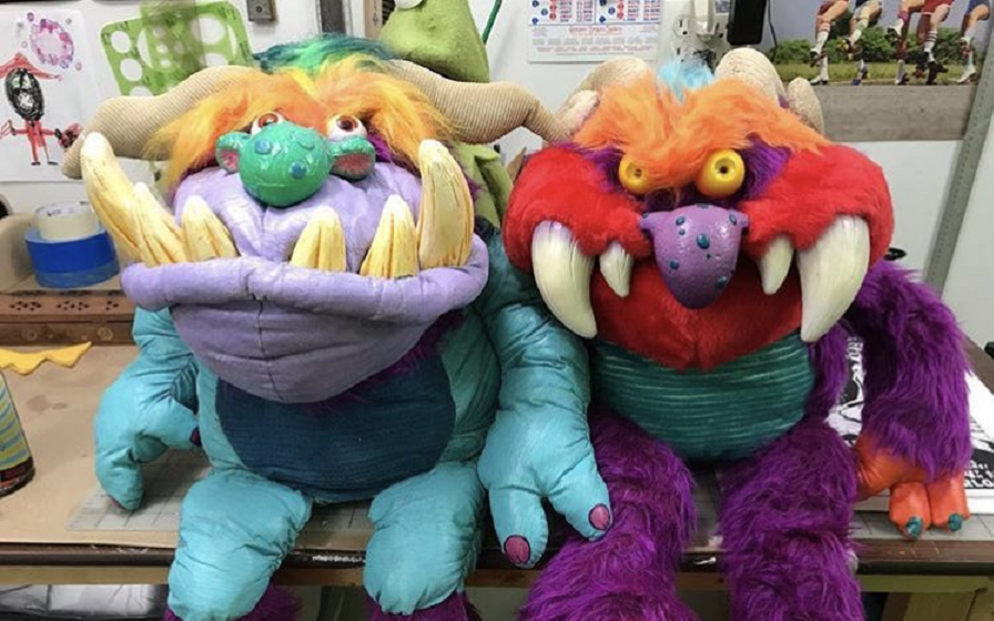 Fan Unearths Original My Pet Monster Prototype Dolls And Early