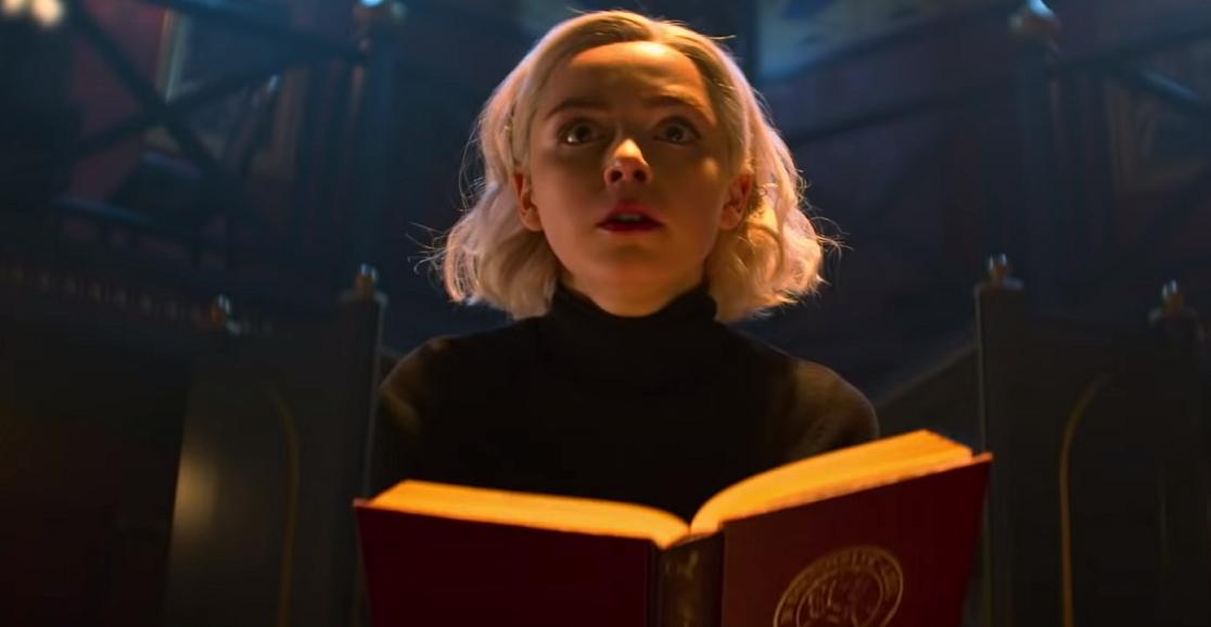 Quot Chilling Adventures Of Sabrina Quot Season 2 Trailer Embraces