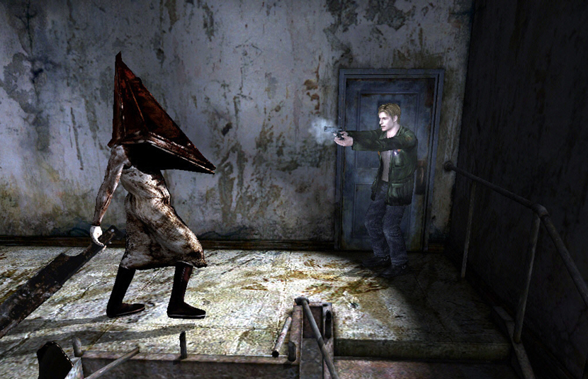 Silent Hill 2 Art Director Reveals Cancelled 2013 Silent Hill Project Concept Art Bloody Disgusting