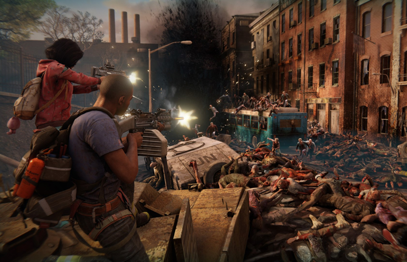 New Trailer For MadDog Games' 'World War Z' Focuses On