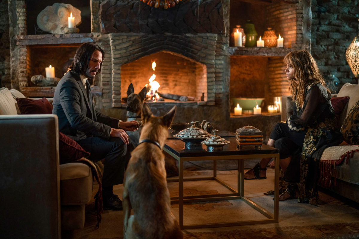 John Wick Enlists The Help Of Hotel Management Halle