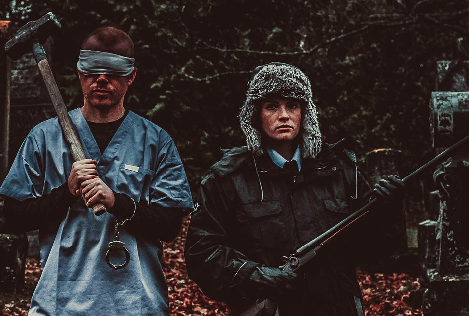 Unlikely Duo Fight to Survive the Zombie Apocalypse in 'Deadsight' [Trailer Exclusive]