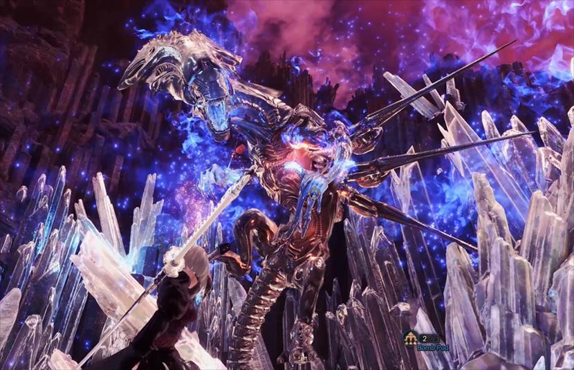 Modder Brings Alien Queen Into 'Monster Hunter: World'! - Bloody
