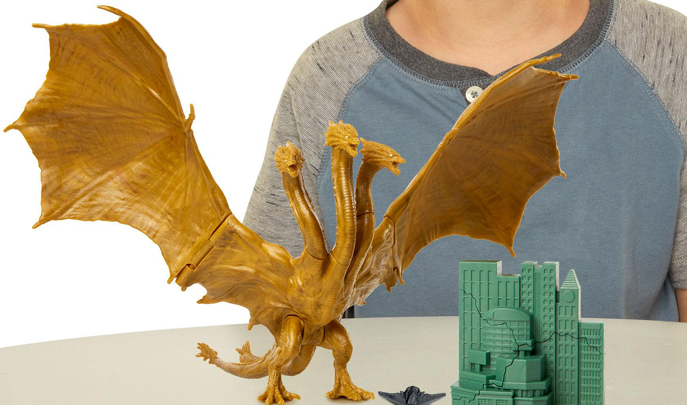 Images Godzilla King Of The Monsters Is Getting A Whole Line Of