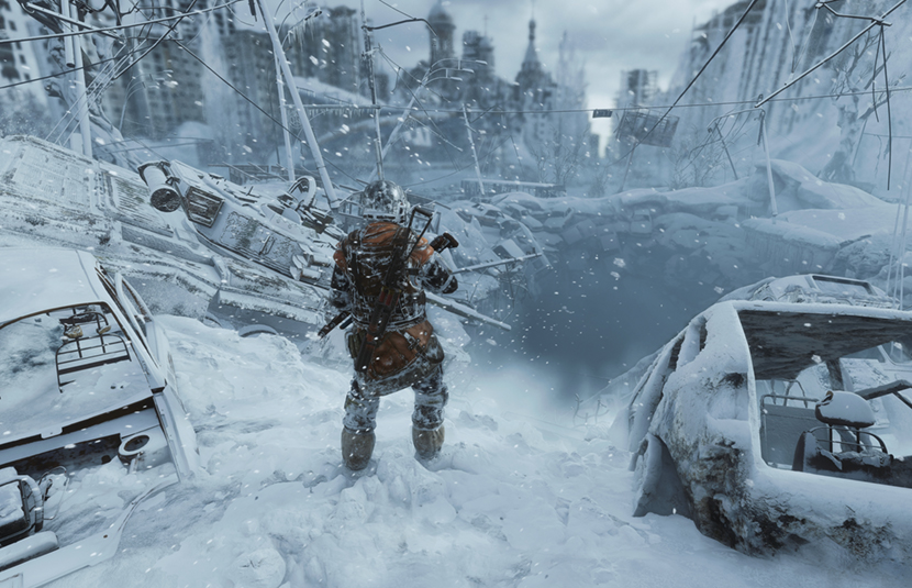 Metro Exodus' Story Trailer Drops, Xbox One X Bundle Revealed