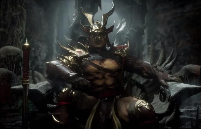Mortal Kombat 11 Reveal Next Week Fan Posts Video Of