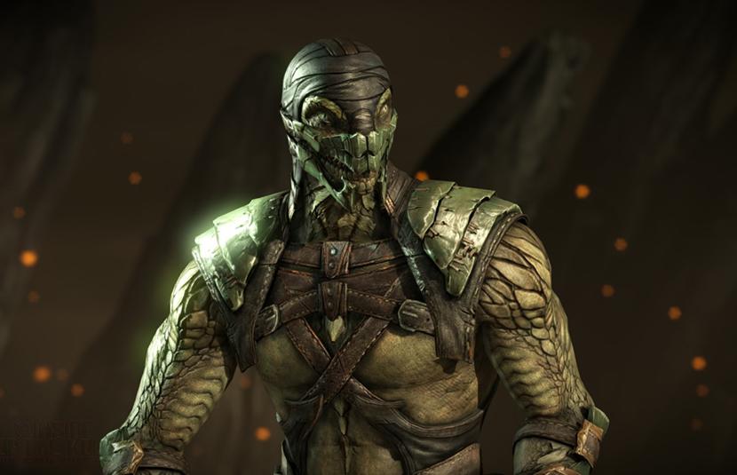 reptile mortal kombat 11