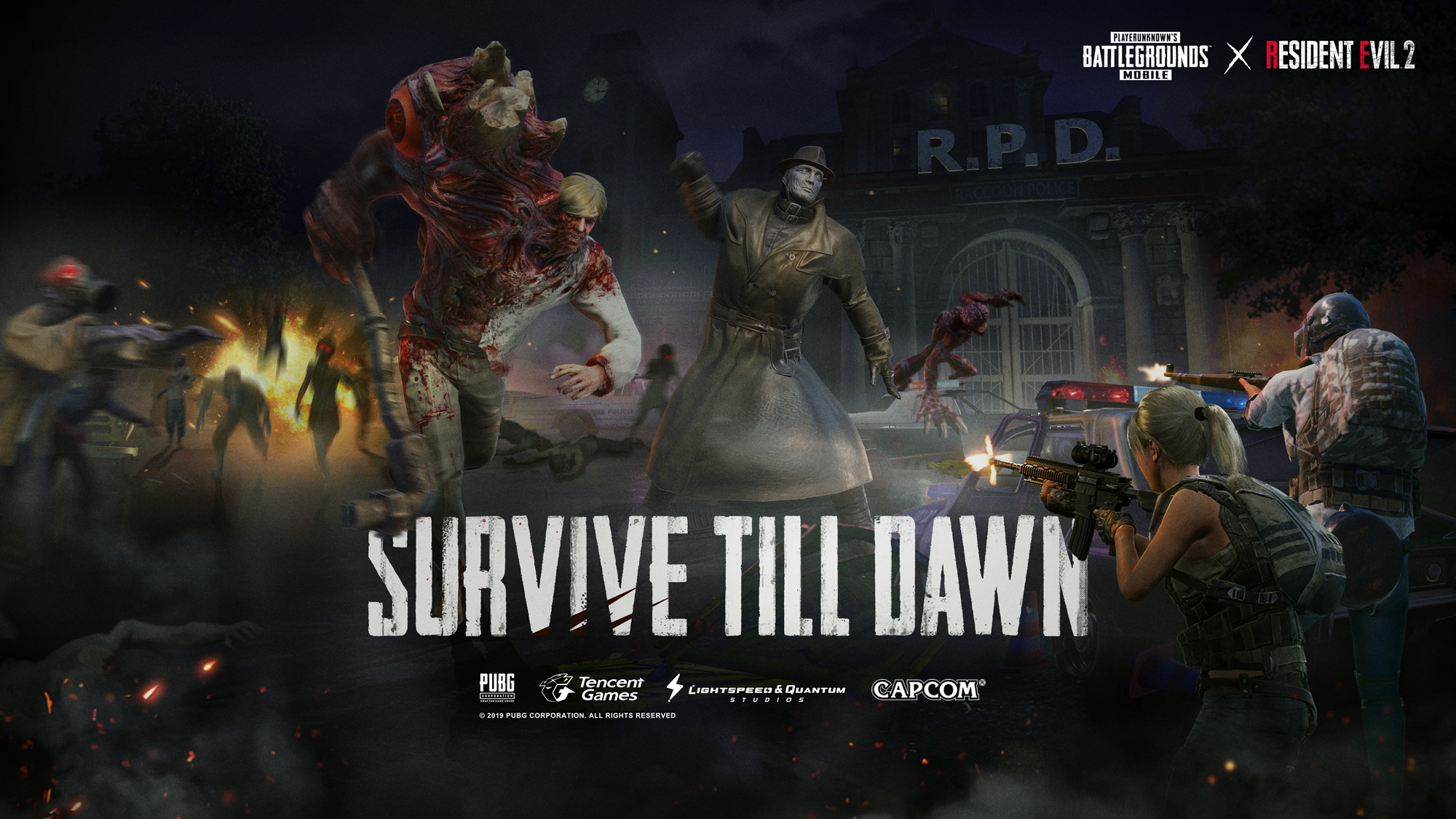Giveaway] Win 'PUBG MOBILE' x 'Resident Evil 2' Code Bundles To